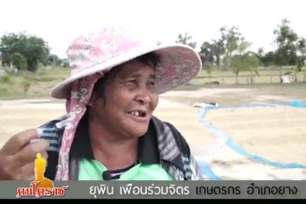ชีช้ำ! ชาวนาไทยต้องซื้อน้ำทำนา