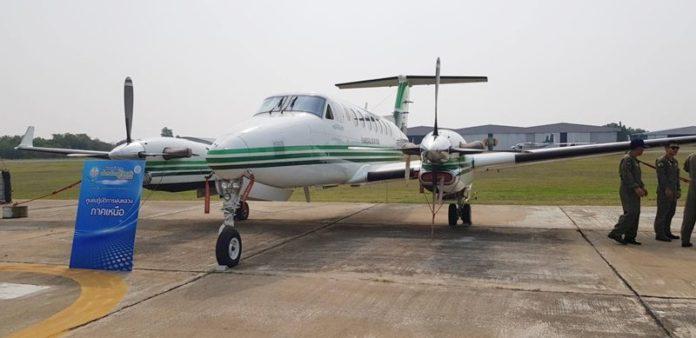 26 ชีวิตสุดระทึก! เครื่องบินรมว.เกษตรยางแตกขณะลงจอด ควันคลุ้ง-กลิ่นไหม้หึ่ง