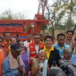 ชาวบ้านเฮ ! ปภ.โคราชเร่งเป่าล้างบ่อน้ำบาดาลแก้ภัยแล้ง หลังพบปัญหาน้ำผิวดินเริ่มแห้งขอด