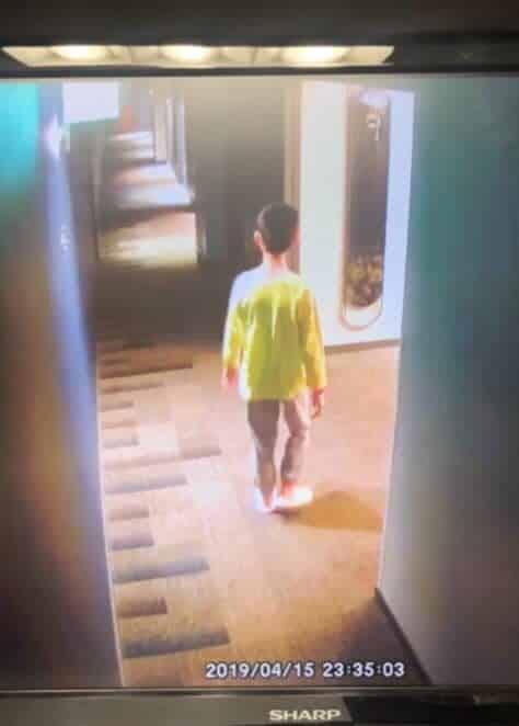 สลด! น้องเธียรช์เดินหลงไปบนดาดฟ้า หนาว 0 องศา ก่อนพลัดตกตึกโรงแรม
