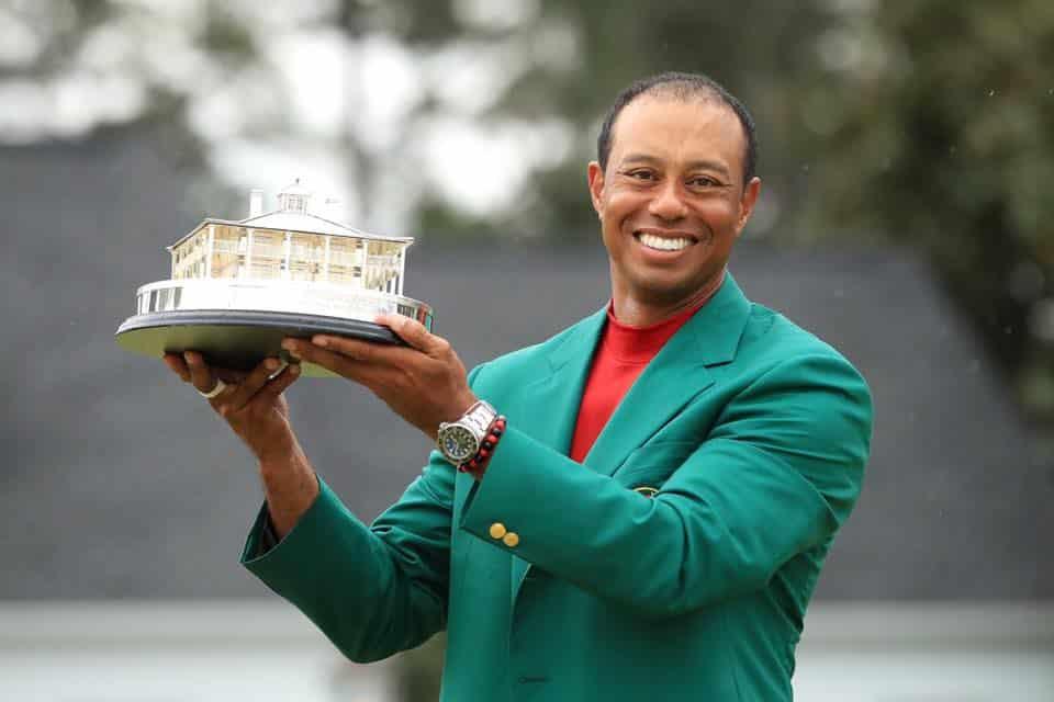 Tiger Woods ทำได้!! สุดยอดมาก