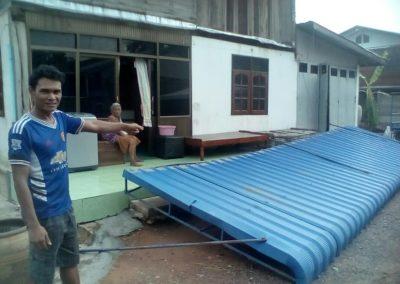 พายุถล่มโคราชหนัก 3 เดือน เดือดร้อนแล้ว 9000 คน