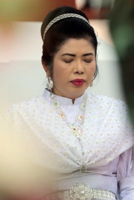 พิธีถวายกตัญญุตาสักการะสมเด็จพระนเรศวรมหาราช วันแห่งชัยชนะสมเด็จพระนเรศวรมหาราชประจำปี 2563 ณ มูลนิธินักรบไทย ไทรทองเทพนิมิต