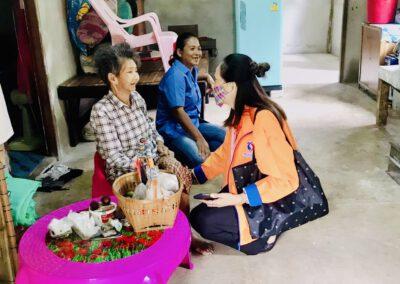 โครงสร้างสภาพแวดล้อมที่อยู่อาศัย คนพิการ ผู้สูงอายุ ผู้ป่วยทีอยู่ในระยะเฉียบพลัน และผู้มีภาวะพึ่งพิง ประจำปี 2563 จังหวัดนครราชสีมา