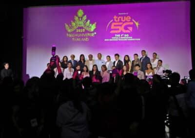 """""""สุวัจน์ """" ชื่นชมและให้กำลังใจการจัดการประกวด Miss Universe Thailand 2020 เป็นการส่งมอบความสุขให้คนไทย"""